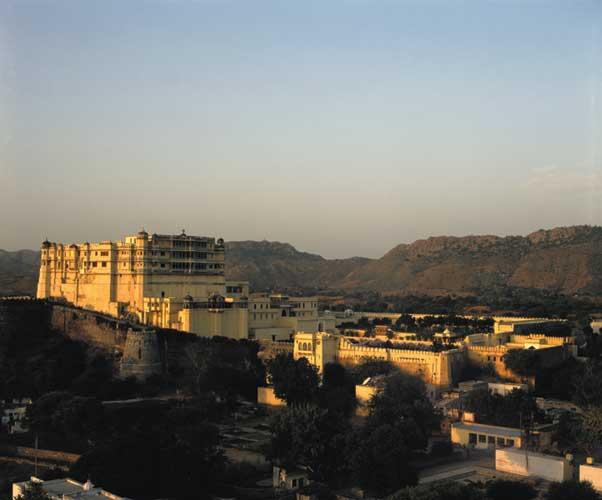Indian travel reviews: Heritage hotel Devi Garh in Rajasthan