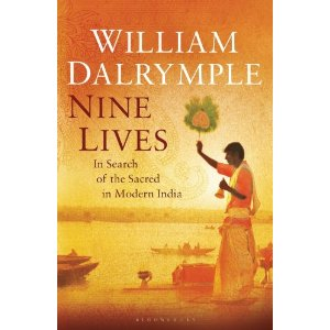 Master of Indian travel Writing William Dalrymple, reading in London from Nine Lives