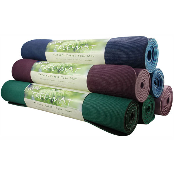 Extra thick, Eco friendly mats from Yoga-Mad