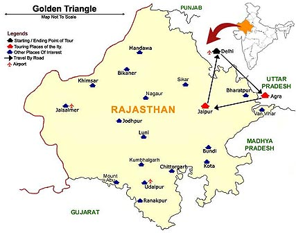 Days Rajasthan Tour Itinerary