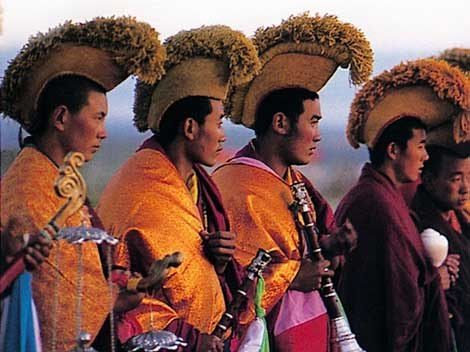 Lisa Tully from Spiritual Backpackers on learning from Tibetan Lamas in Dharamsala