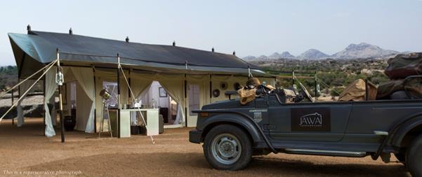 Jawai Leopard Camp in Western Rajasthan