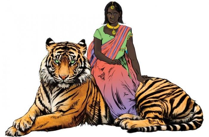Priya Shakti: The Rise of a New Superhero