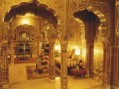 Samode Haveli Hotel, Rajasthan, (Golden Triangle)