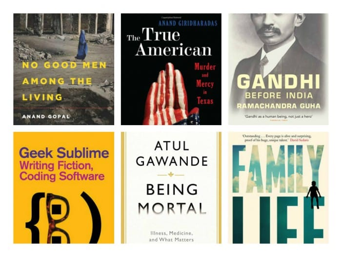 Six Notable Indian Books of 2014